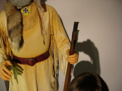 John Wesley Powell River History Museum. Green River, Utah.