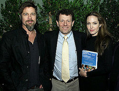 Nick Kristof is the ham in a Brad and Angelina sandwich.